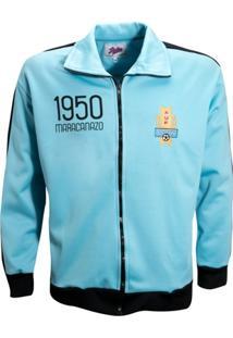 Agasalho Liga Retrô Uruguai 1950 - Masculino
