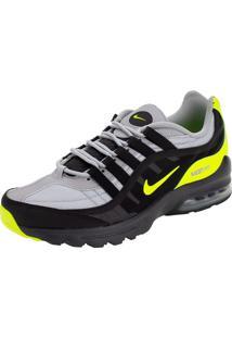 Tênis Masculino Air Max Vg-R Nike - Ck7583 Preto/Verde 38
