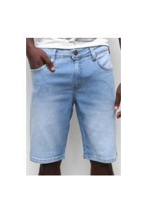 Bermuda Jeans Colcci Noah Masculino.