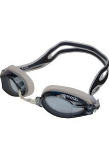 Óculos De Natação Speedo Fox - Adulto - Cinza Escuro
