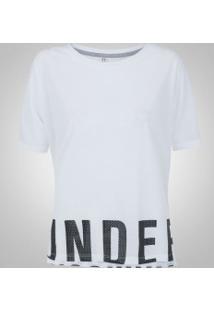 2f075988e0 Camiseta Under Armour Threadborne Train - Feminina - Branco