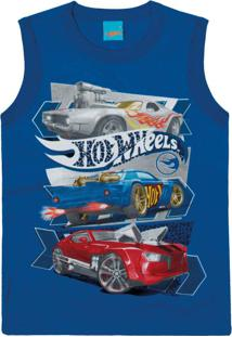 Regata Azul Hot Wheels®