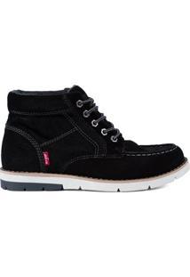Bota Work Boots Dawson Mid Levis - Masculino-Preto