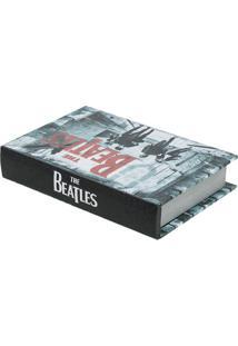 Livro Caixa Beatles Preto