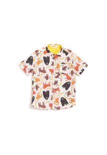 Camisa Macaquitos Est Macaquitos