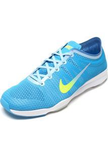 Tênis Nike Air Zoom Fit 2 Azul/Verde