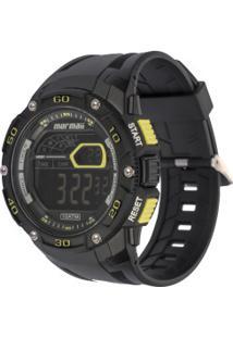 Relógio Digital Mormaii Mo9670Ae - Unissex - Preto