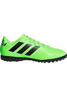 Chuteira Society Adidas Nmz Messi 18 Infantil 14372df80ee11
