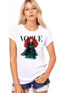 Camiseta Coolest Valente Vogue Feminina - Feminino