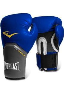 Luva De Boxe/Muay Thai Everlast Pro Style - 16 Oz - Masculino