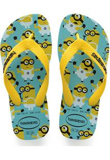 Chinelo Infantil Minions Havaianas 0031