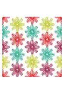 Papel De Parede Autocolante Rolo 0,58 X 3M - Floral 210218