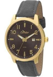 Relógio Dumont Analogico Feminino Du2035Lmv/4K - Unissex-Preto