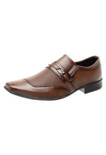Sapato Social American San Lorenzo Capuccino