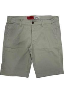 Bermuda Mcd Sarja Masculina Walk 5 Pockets Slim Fit 12124201 - Masculino