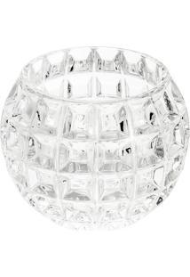 Vaso Rose- Cristal- 10Xø9Cm- Rojemacrojemac