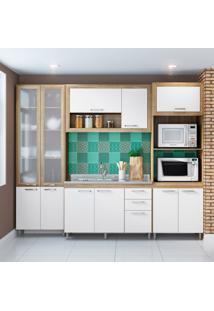 Cozinha Completa Cromínia 11 Pt 3 Gv Argila