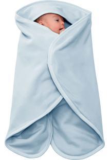 Cobertor De Vestir Azul Kababy