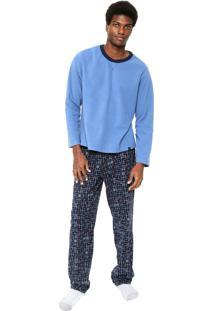 3aad625a7 Pijamas Masculinos Trico Tricoline