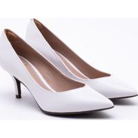 80ea4e846 Scarpin Branco Classico feminino | Shoes4you