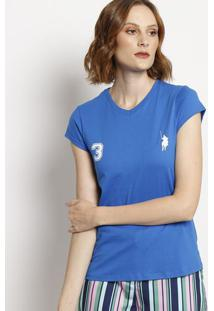 "Camiseta "" Polo 3"" - Azulclub Polo Collection"