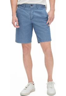 Bermuda Jeans Gap Chino Lisa Azul - Kanui