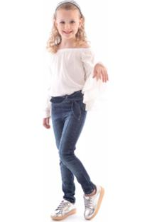 Calça Mrx Jeans Inverno Azul