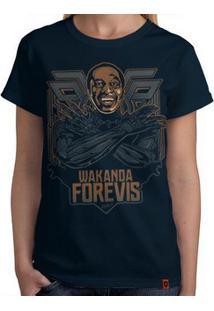 Camiseta Wakanda Forevis