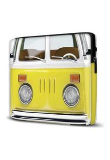 Capa Para Notebook Kombi Yellow 15.6 A 17 Polegadas