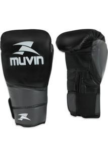 Luva De Boxe Warrior Bx - 14Oz - Lvb-100 - Muvin - Unissex