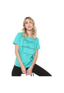 Camiseta Forum Dreams Verde