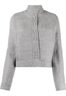 Courrèges Iconic Jacket - Cinza