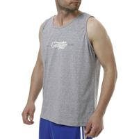 Camiseta Regata Masculina Gangster - Masculino-Cinza 2d0dc27ca8e