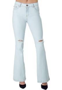 Calça Jeans Flare Alphorria