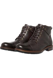 Bota Casual Perfuros Touro Boots Masculina Cafã© Marrom - Cafã©/Caramelo/Castanho/Marrom - Masculino - Dafiti