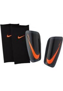 Caneleira Nike Mercurial Lite Pto/Lrj - Nike