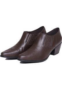636a9f897 Sapato Bege Latex feminino   Shoes4you