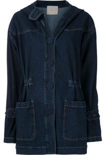 Framed Jaqueta Jeans Melbourne - Azul