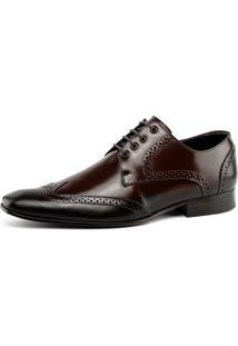 a3ecead92 Sapato Bico Fino Recorte masculino | Shoes4you