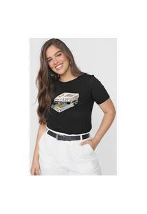 Camiseta Cantão Books Preta