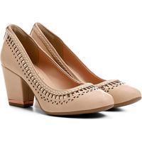 439704f32 Scarpin Dakota Vazado feminino | Shoes4you