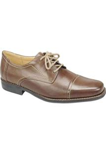 Sapato Social Masculino Derby Sandro Moscoloni Whi