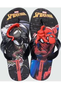 Chinelo Infantil Homem Aranha E Venom Ipanema 26043