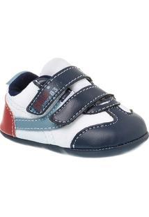 Sapato Bebê Masculino Pingo - Masculino