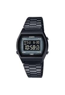 Relógio Feminino Casio B640Wbg-1Bdf Digital 5Atm | Casio | Preto | U