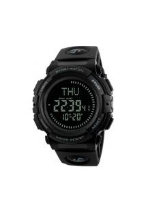Relógio Skmei Digital -1290- Preto E Cinza