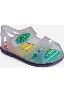 Sandália Infantil Colorê Surf Pimpolho