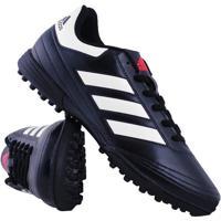 Chuteira Adidas Goletto Vi Tf Society Preta 08238275c7937