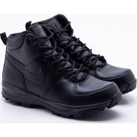 ad857106113 Bota Nike Manoa Leather Preta Masculina 38