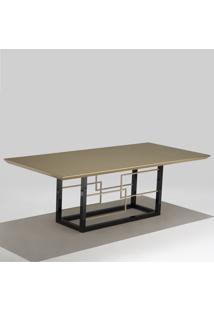 Mesa De Jantar Nati Retangular Madeira Maciça Jequitibá Tremarin Design By Studio Marko20